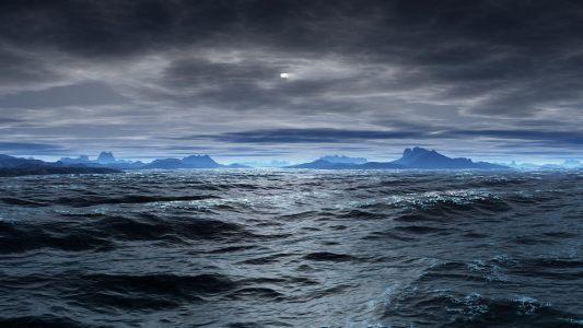 海水背景高清背景图片素材下载