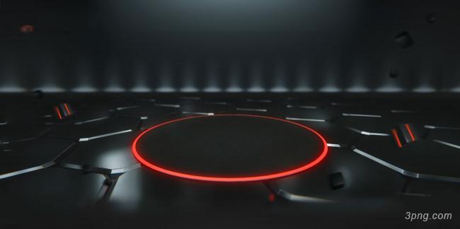 黑暗立体产品展示舞台背景背景高清大图-产品展示背景场景/舞台