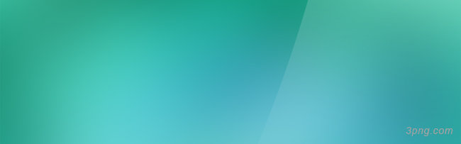 蓝绿相间背景高清大图-蓝绿背景扁平/渐变/几何
