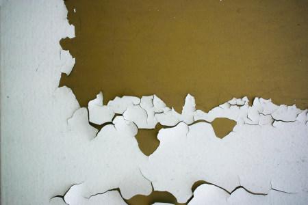 白色油漆干裂墙面纹理高清背景图片素材下载