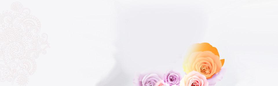 创意花朵背景