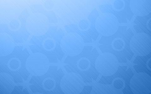 蓝色线条曲线多边形质感纹理的高清