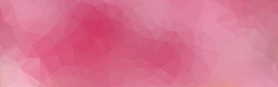 玻璃几何背景banner