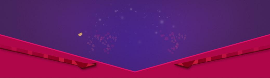 紫色多边形背景