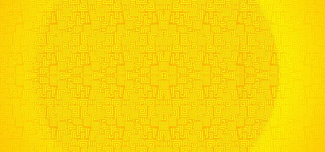 金色底纹背景