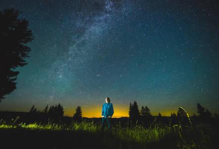 宇宙星空高清背景高清背景图片素材下载