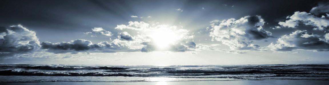 天空、海洋