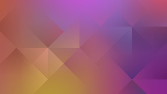 渐变彩色几何背景