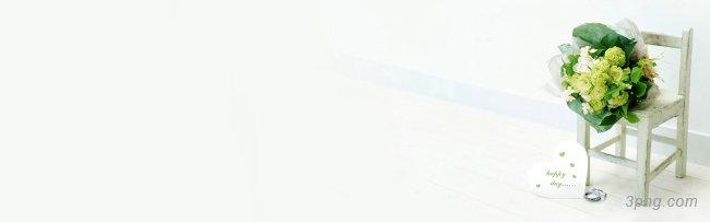 白色背景背景高清大图-白色背景鲜花