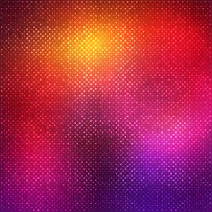 抽象光点光亮矢量背景