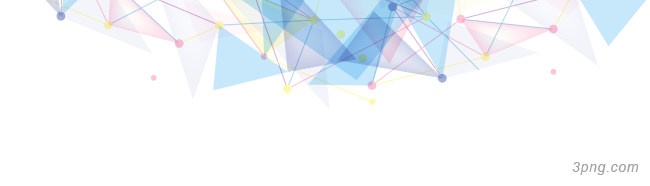 蓝色几何形banner背景背景高清大图-几何形背景扁平/渐变/几何