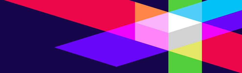 色彩banner创意设计