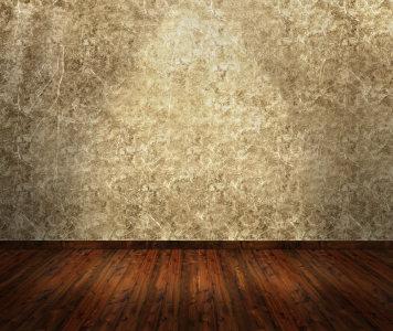 怀旧木板与墙壁