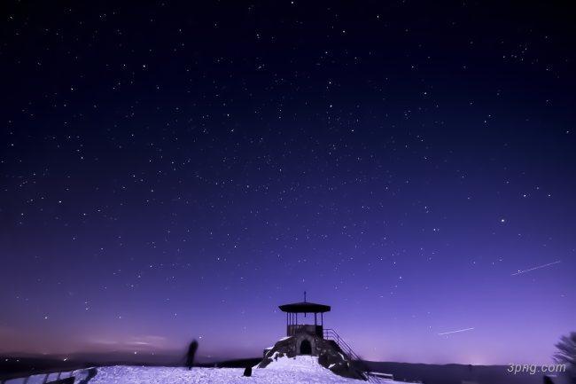 星空高清背景背景高清大图-高清背景自然/风光