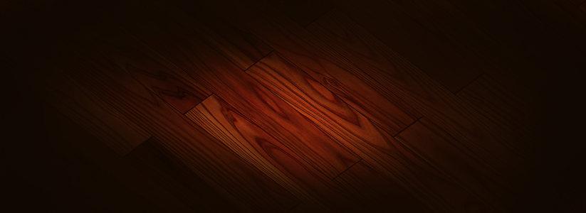 电商黑色木板质感背景banner