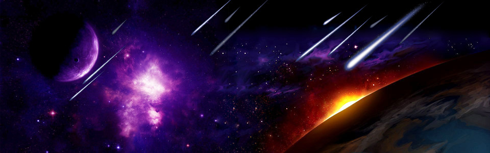淘宝天猫双11星云背景高清背景图片素材下载