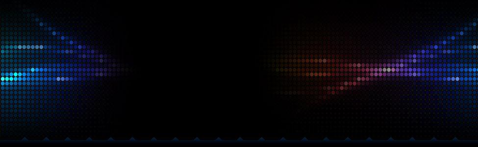 科技动感banner背景