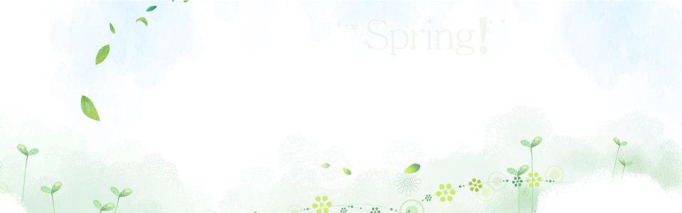 清新淘宝海报背景高清背景图片素材下载