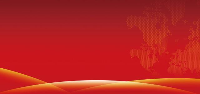 红色花纹会议背景高清背景图片素材下载