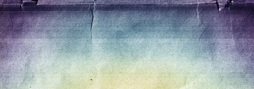 炫彩破裂墙壁背景banner