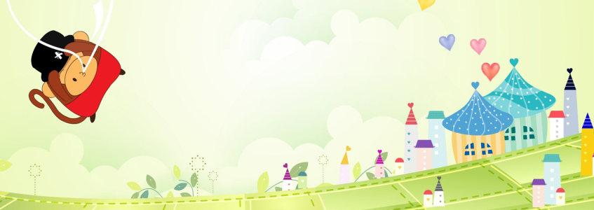 卡通背景高清背景图片素材下载