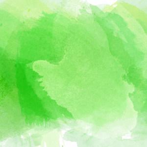 绿色墨迹背景矢量