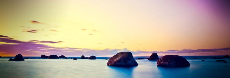 海滩背景设计下载桌面壁纸高清背景图片素材下载