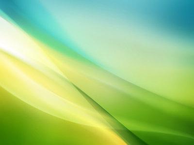 绿色渐变线条背景