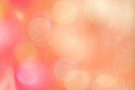 粉红光斑背景