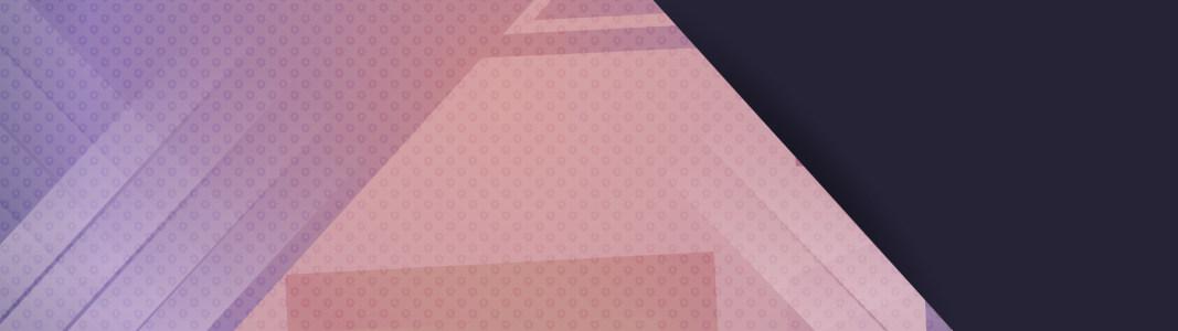 时尚几何形banner背景高清背景图片素材下载