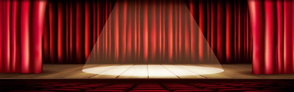 舞台高清背景图片素材下载