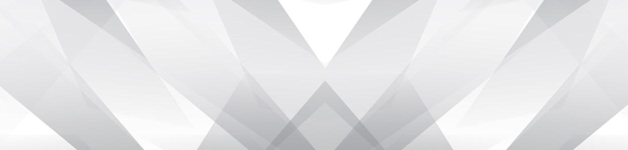 黑白色立体炫酷背景banner