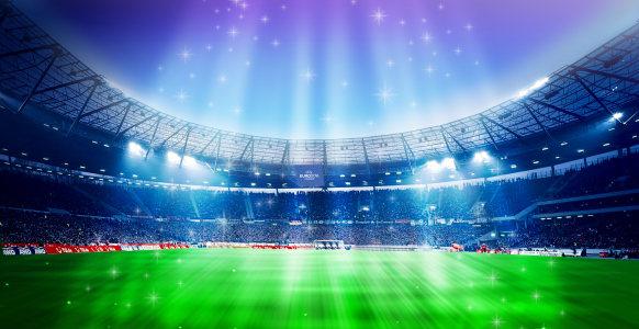足球场地背景高清背景图片素材下载