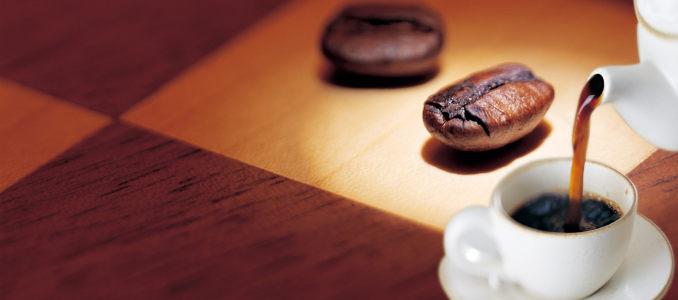 咖啡创意背景