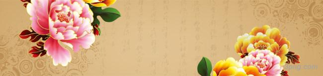中国风背景海报背景高清大图-国风背景淡雅/清新/唯美