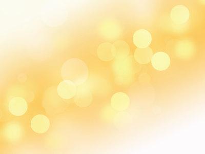 浅黄色光斑背景