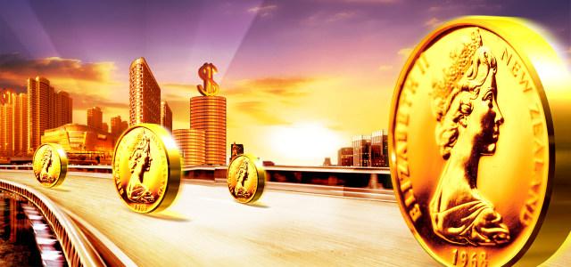 奢华房地产商铺金币投资