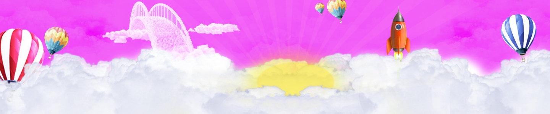 童装主题banner设计