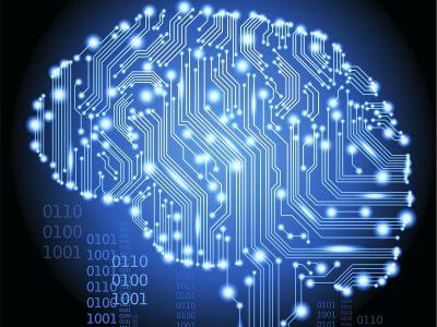 科技大脑背景高清背景图片素材下载