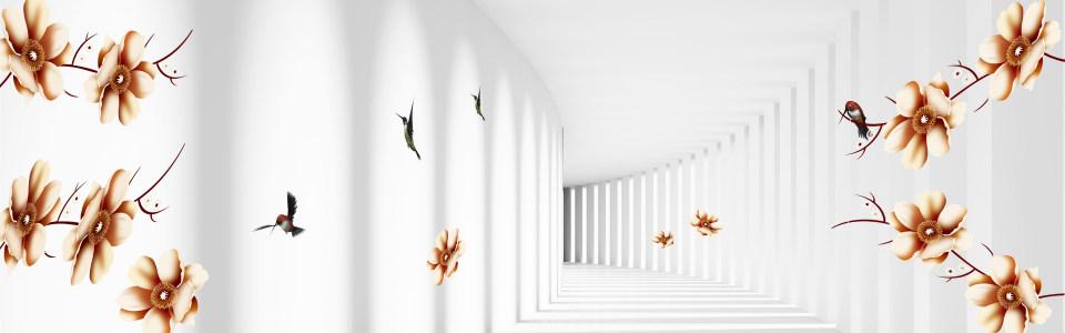 室内背景墙