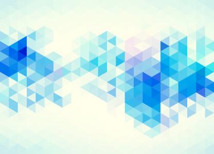 抽象三角形几何背景高清背景图片素材下载