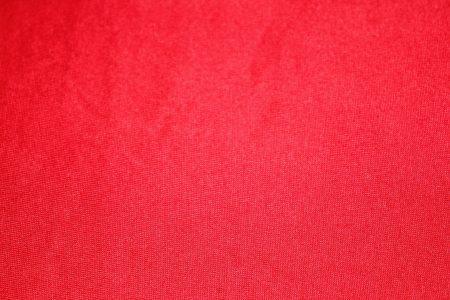 红色布料底纹背景