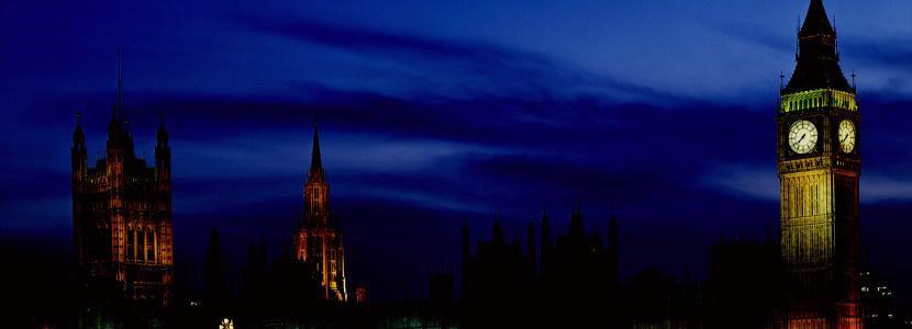 大气夜晚背景
