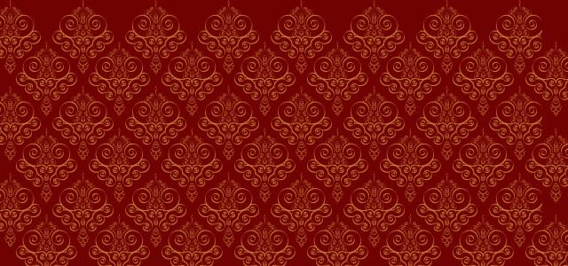 红色古典喜庆纹理背景
