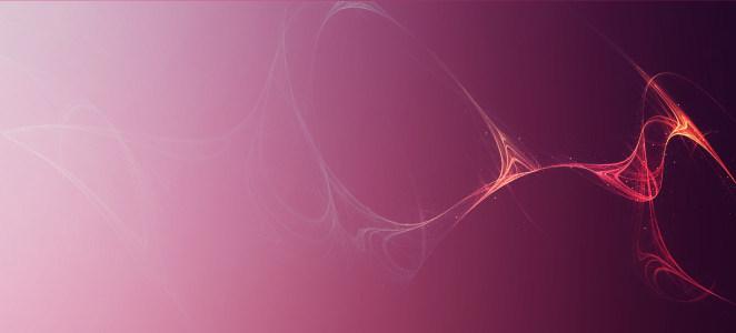 粉色唯美浪漫幸福星空背景图