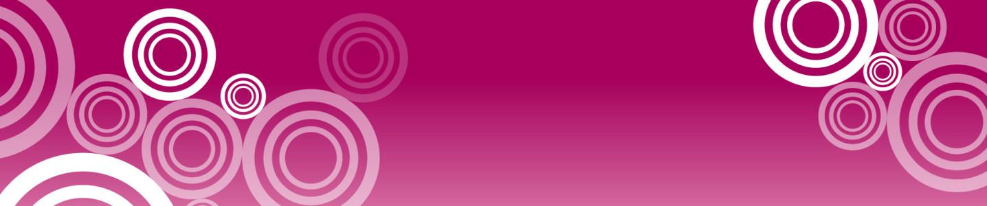 圆圈banner背景