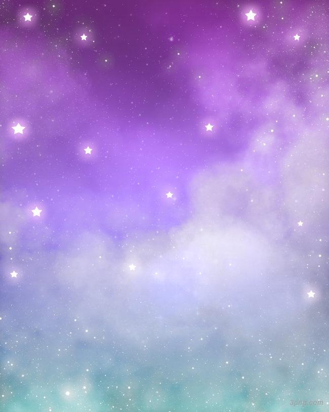 梦幻星空背景背景高清大图-星空背景底纹/肌理