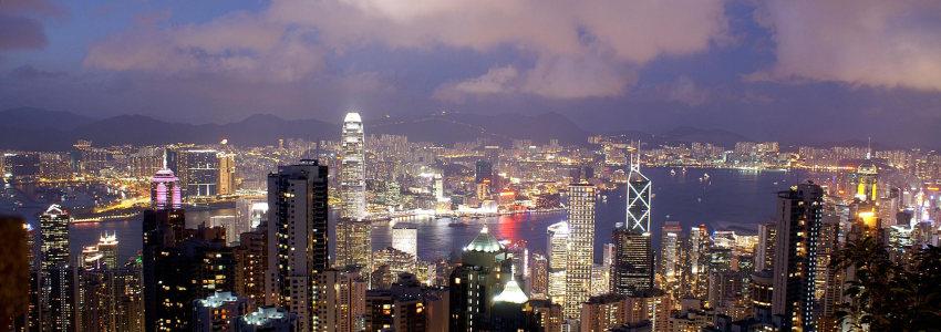 香港banner创意设计高清背景图片素材下载