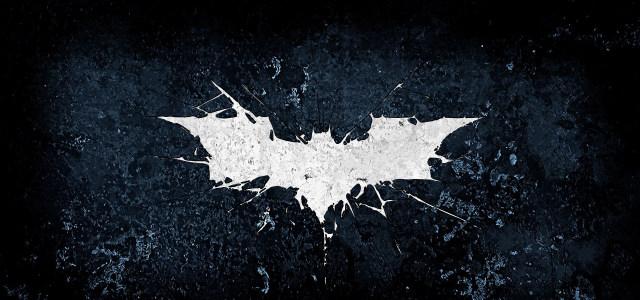 蝙蝠灰色背景