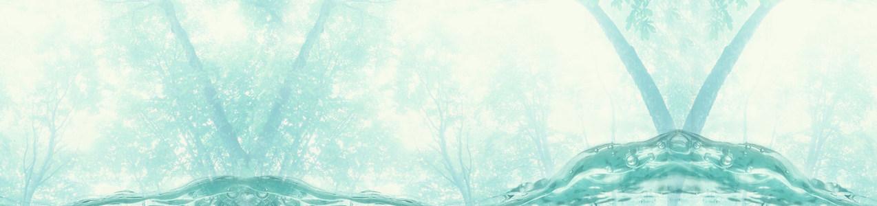 简约梦幻古树海报背景高清背景图片素材下载